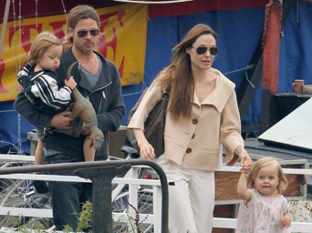 Питт и Джоли продают свой дом в Малибу (ФОТО)