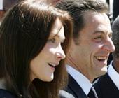 У Карлы Бруни и Николя Саркози родилась дочь