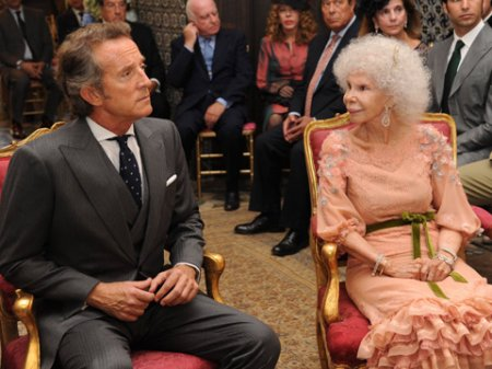 Испанская герцогиня Альба вышла замуж (ФОТО)