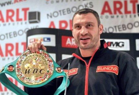 Виталий Кличко завершает боксерскую карьеру